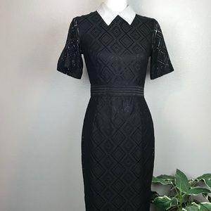 New York and Company Black Dress Size Medium